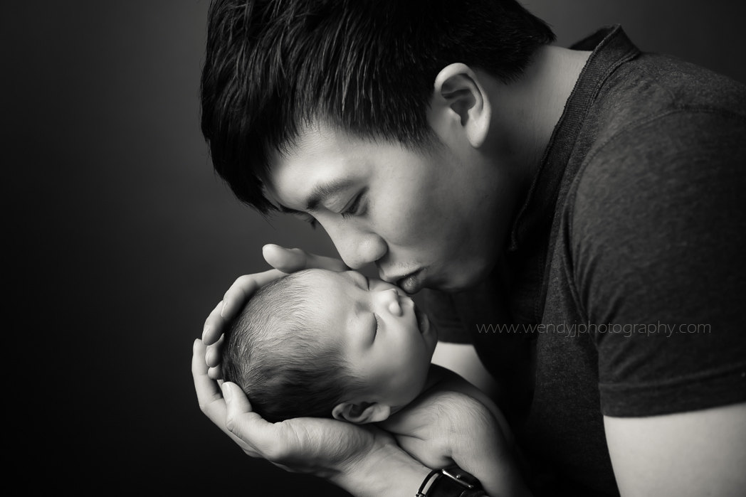 Burnaby newborn baby photography session, Burnaby, Vancouver B.C.