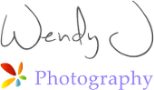 Wendy J Photography logo